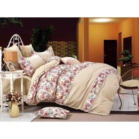 Комплект постельного белья Y-230-682 двуспальный-евро