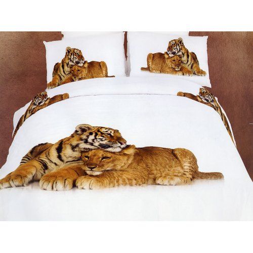 Полуторный комплект постельного белья АВС-297