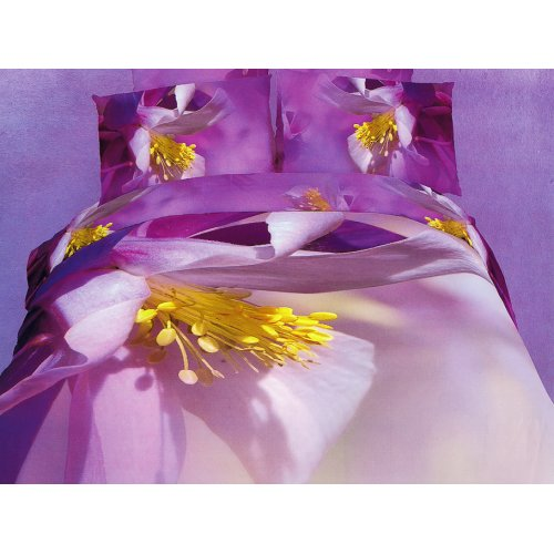 Комплект постельного белья АВС-312 двуспальный-евро