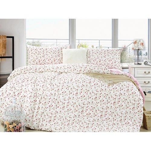 Комплект постельного белья JR-22 двуспальный-евро