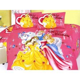Детский полуторный комплект постельного белья KI-040