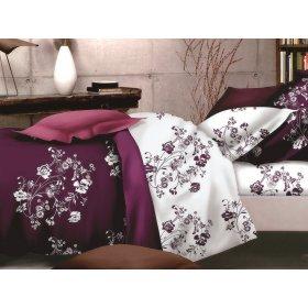 Двуспальный Евро комплект постельного белья PC-003