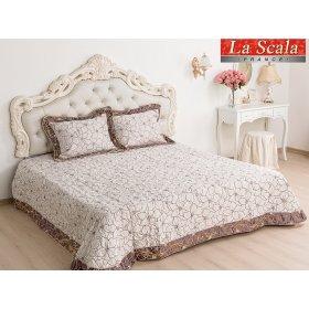 Комплект для спальни PG-38 (покрывало+2 наволочки)