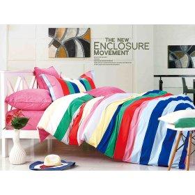 Полуторный комплект постельного белья Y-230-671
