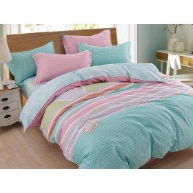 Семейный комплект постельного белья Y-230-694