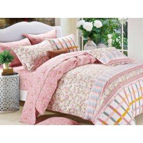 Двуспальный Евро комплект постельного белья Y-230-695