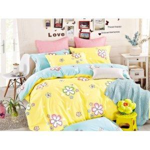 Семейный комплект постельного белья Y-230-696
