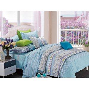 Двуспальный Евро комплект постельного белья Y-230-697