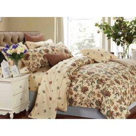 Семейный комплект постельного белья Y-230-699