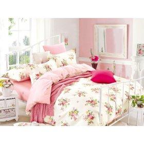 Двуспальный Евро комплект постельного белья Y-230-700
