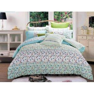 Двуспальный Евро комплект постельного белья Y-230-702