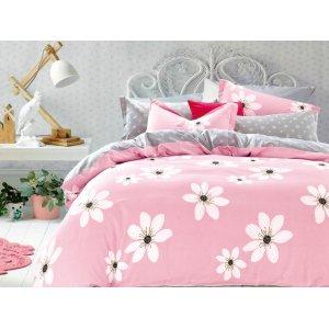 Двуспальный Евро комплект постельного белья Y-230-703