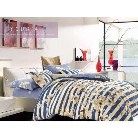 Двуспальный Евро комплект постельного белья Y-230-704