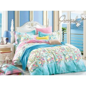 Семейный комплект постельного белья Y-230-712