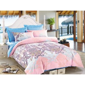 Семейный комплект постельного белья Y-230-716