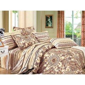 Семейный комплект постельного белья Y-230-717