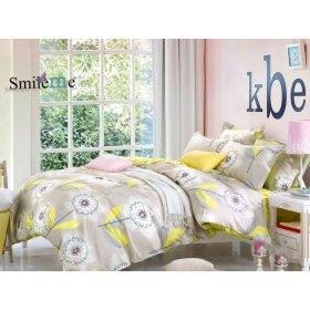 Двуспальный Евро комплект постельного белья Y-230-720