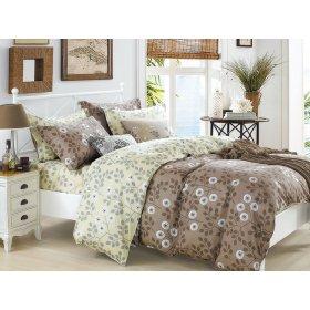 Двуспальный Евро комплект постельного белья Y-230-724