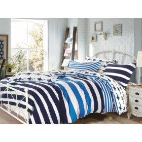 Двуспальный Евро комплект постельного белья Y-230-725