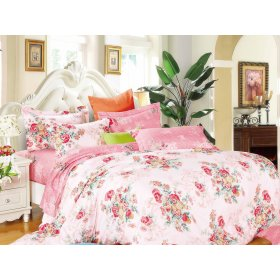 Семейный комплект постельного белья Y-230-726