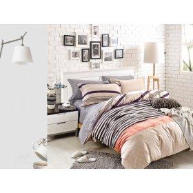 Двуспальный Евро комплект постельного белья Y-230-727