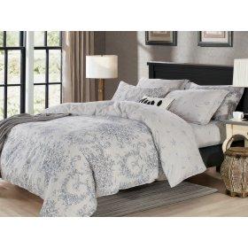 Двуспальный Евро комплект постельного белья Y-230-733