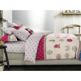 Семейный комплект постельного белья Y-230-734