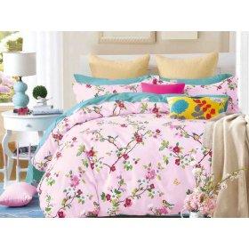 Семейный комплект постельного белья Y-230-739