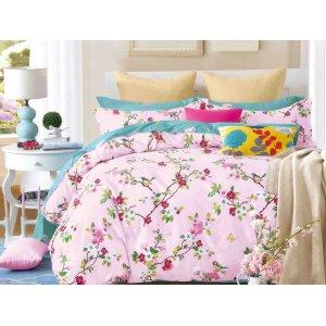 Двуспальный Евро комплект постельного белья Y-230-739