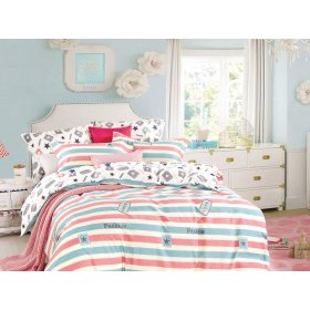Двуспальный Евро комплект постельного белья Y-230-743