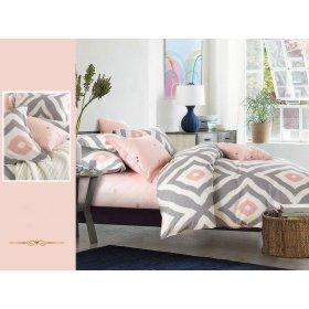 Двуспальный Евро комплект постельного белья Y-230-744