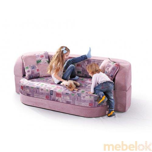 Бескаркасный диван Каспер 1,2