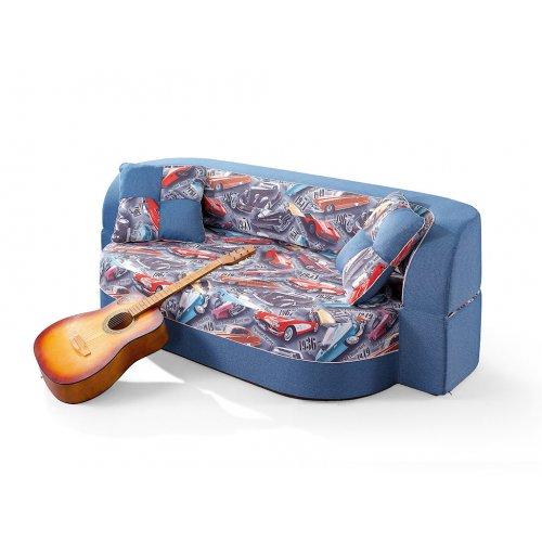 Бескаркасный диван Каспер 1,4