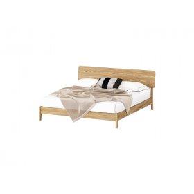 Кровать SWB003 Лидс 140x200 Ясень без подъемного механизма