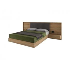 Кровать SWB043 Терсо 160 x 200 Ясень без подъемного механизма