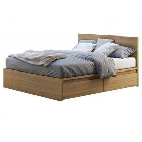 Кровать SWB021 Уолсолл 140x200 Ясень Без ящиков