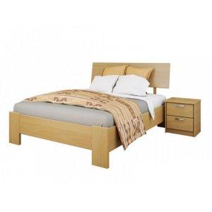 Ліжко Титан 160х190 з щита бука