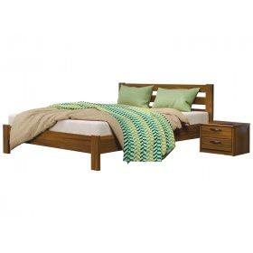 Кровать Рената Люкс из щита бука