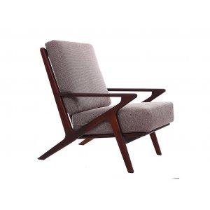 Кресло Comfort светло-серое (267-1-15)