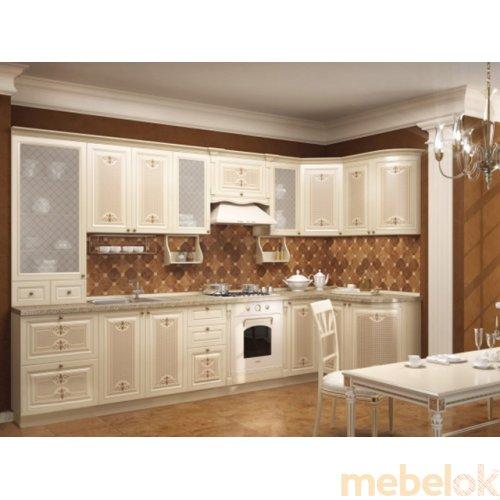 Зеркальное отображение - Кухня Ассоль-1