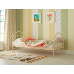 Кровать Алиса Мадера 90х200