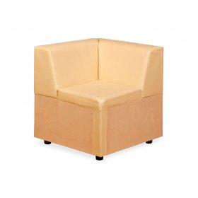 Модульный диван Домино сегмент угловой Д-1