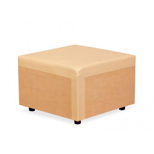 Модульный диван Домино сегмент большой пуф Д-2