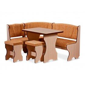 Комплект Комфорт (кухонный уголок+стол+2 табурета)