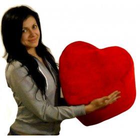 Пуф Сердце Ø 65 x 35