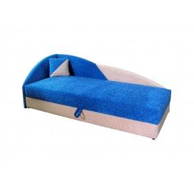 Кровать Жасмин короб ЛДСП 80х200