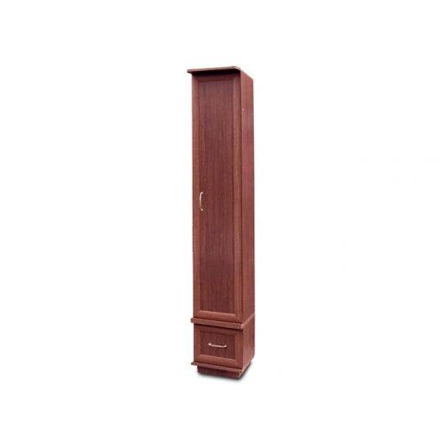 Шкаф однодверный с одним ящиком Мишель (0,5)
