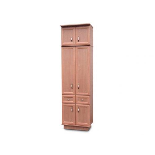 Шкаф двухдверный Венеция (0,6)