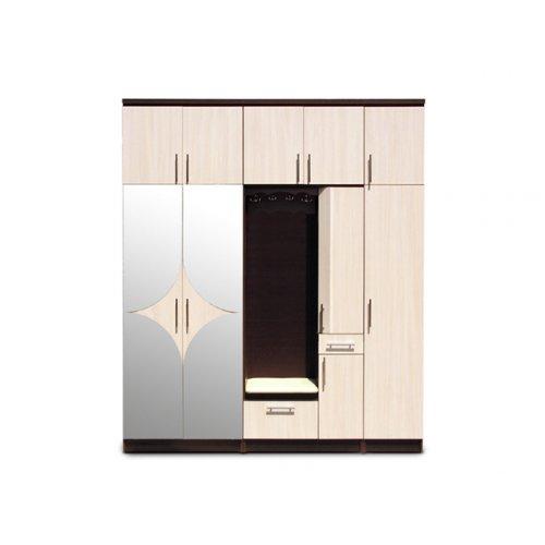 Шкаф двухдверный Дарья (0,8)