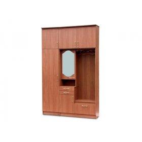 Шкаф однодверный Делла (секция 0,5 м)